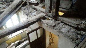 Cuisines - poutres - escalier 4